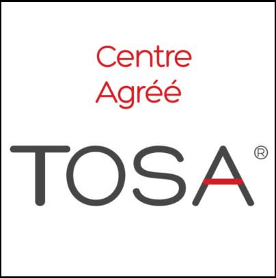 Centre agréé TOSA à Paris